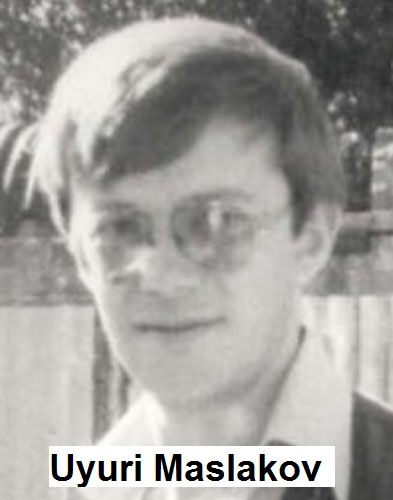 Missing Person in New South Wales Uyuri Maslakov